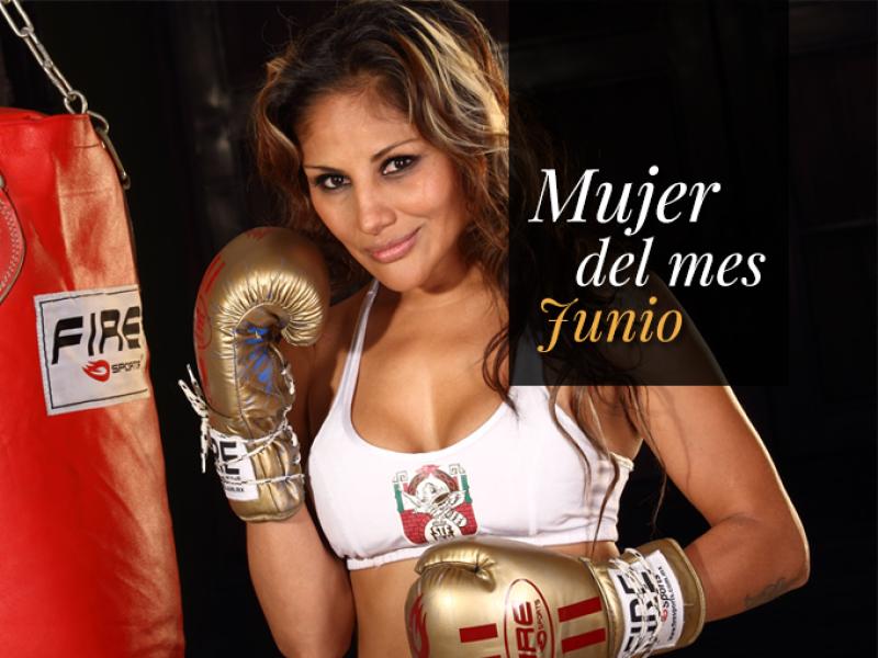 Mariana La Barby Juarez Boxeadora Femenil Actitudfem