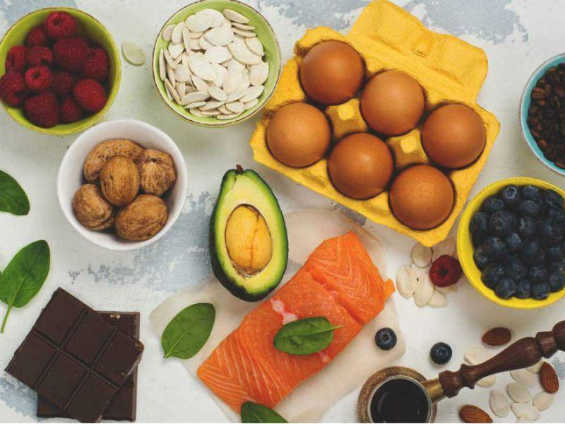 las mejores grasas para manducar en una dieta ceto