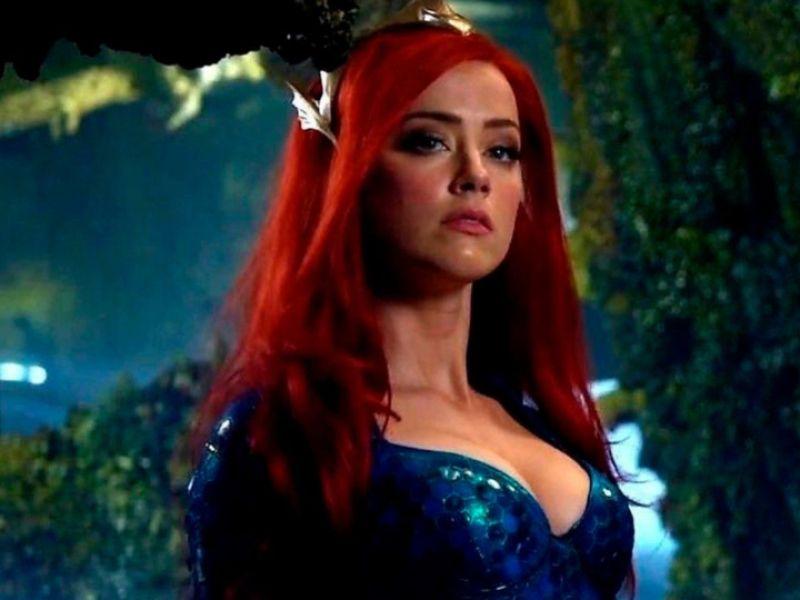 Aquaman 2: Amber Heard confirma su regreso como Mera | ActitudFem