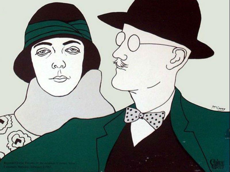Frases Eróticas De James Joyce Actitudfem
