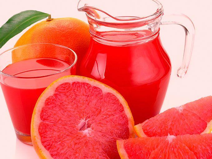 Propiedades del pomelo rosado para adelgazar