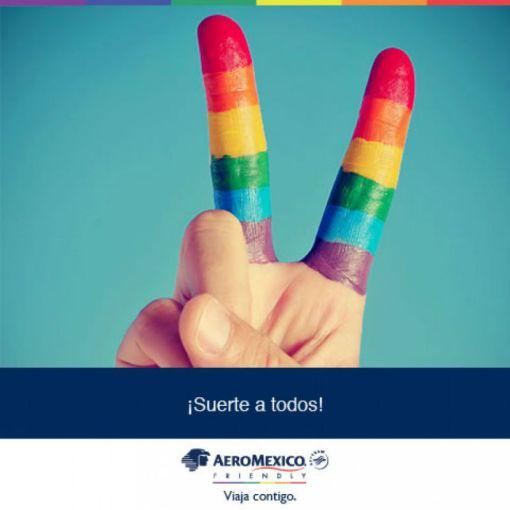 Resultado de imagen para aeromexico gay