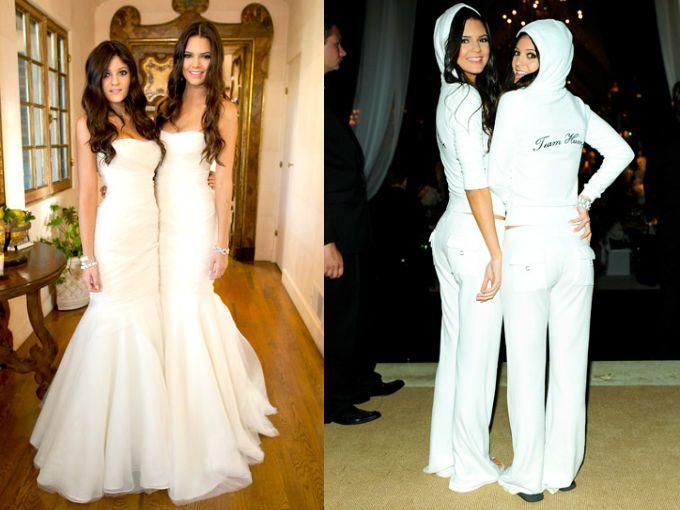 La boda de Kanye West y Kim Kardashian - Vogue