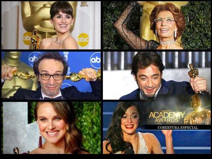 En ActitudFEM hicimos un recuento de los actores y actrices ganadores del premio Oscar que no son estadounidenses.
