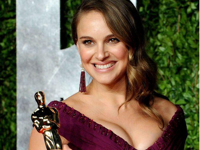 Natalie Portman nació en Isarael y ganó el Oscar en el 2011 por la cinta El cisne Negro.