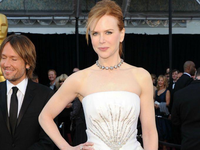 Nicole Kidman es australiana y gracias a la película Las horas, ganó la estatuilla en el 2002.