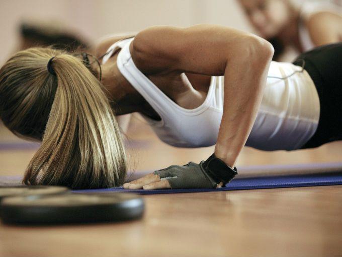 No te rindas hasta que logres tu meta. Recuerda consultar a un experto para saber cuál es tu peso ideal.