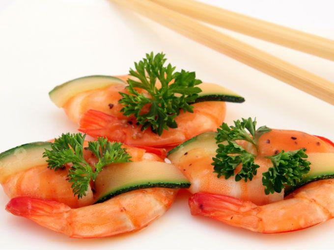 Los mariscos son básicos para sumar kilos. Langosta, camarones, ostiones, disfrútalos todos.