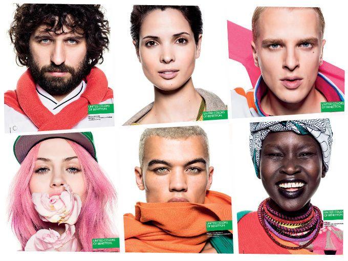 Publicidad de benetton 2013 actitudfem for Benetton y sus campanas publicitarias