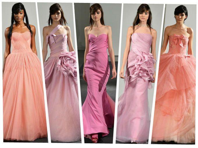 Vestidos de novia de Vera Wang | ActitudFem