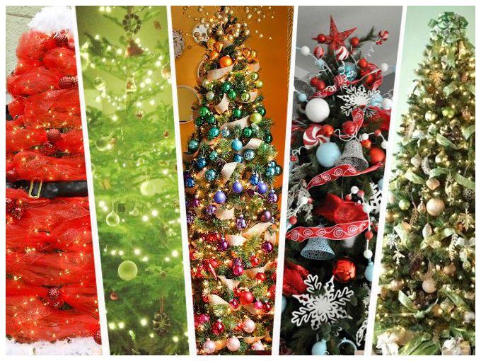 Como decorar el arbol de navidad actitudfem - Como decorar mi arbol de navidad ...