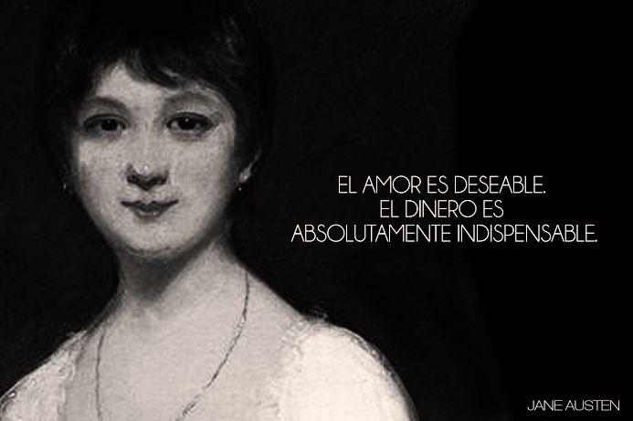 Frases De Jane Austen En Español Actitudfem