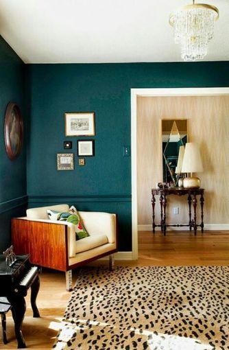 9 maneras de decorar con leopardo soyactitud for Decoracion hogar leopardo