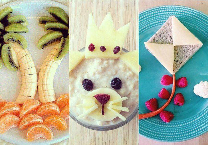 C mo hacer la comida divertida para los ni os actitudfem for Cocina divertida para ninos