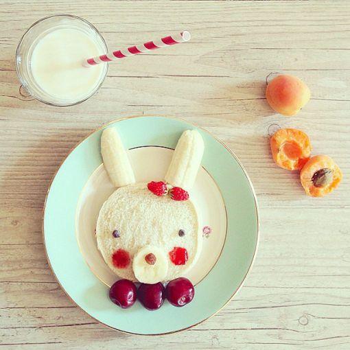C mo hacer la comida divertida para los ni os soyactitud for Como preparar comida para ninos