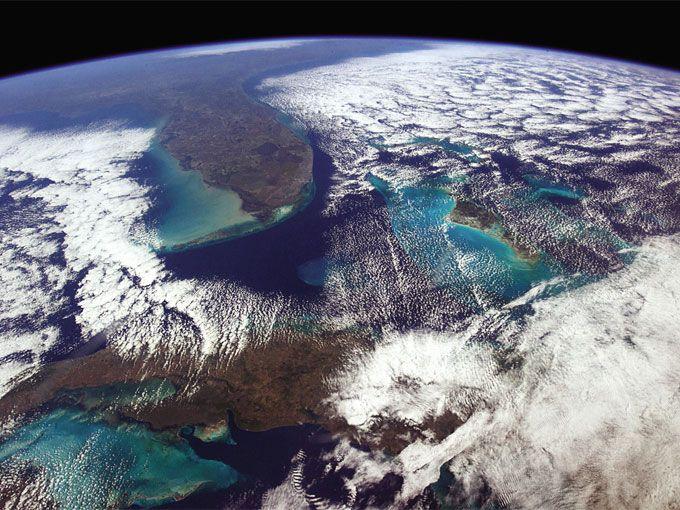 10 increíbles fotos de la Tierra tomadas desde el espacio   ActitudFem