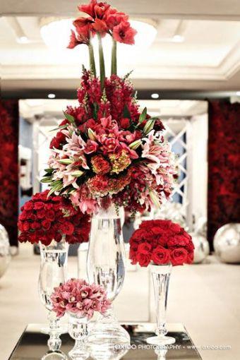 Ideas de centros de mesa originales para boda soyactitud for Mesas de boda originales