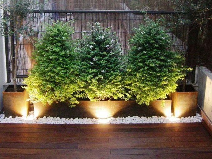 Ideas para decorar patios peque os actitudfem - Como decorar un patio ...