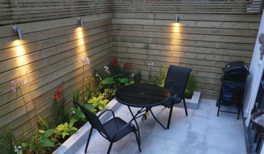 Ideas para decorar patios peque os soyactitud for Decoracion de jardin pequeno sencillo