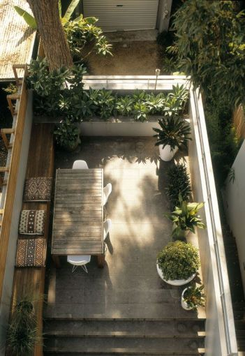 Ideas para decorar patios peque os soyactitud - Decorar un jardin pequeno ...