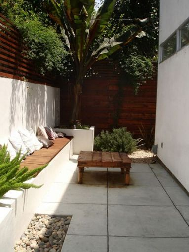 Ideas para decorar patios peque os soyactitud for Patios interiores pequenos