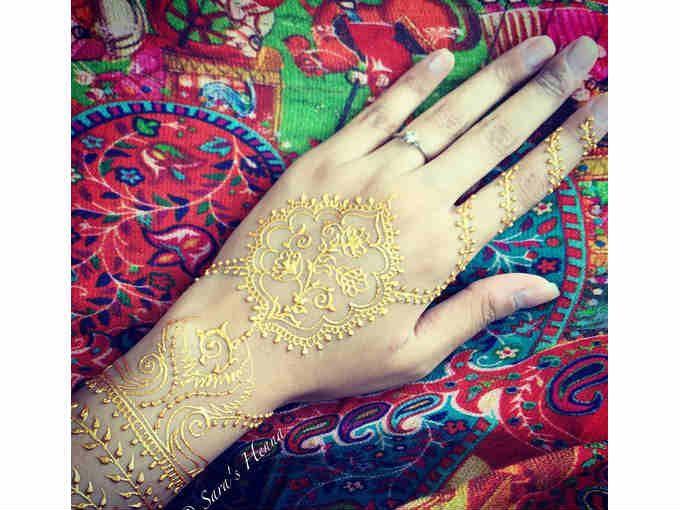 Tatuajes henna fotos soyactitud for Henna para manos