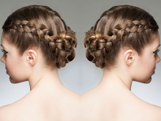 Trenzas para cabello corto actitudfem - Trenzas peinados faciles ...
