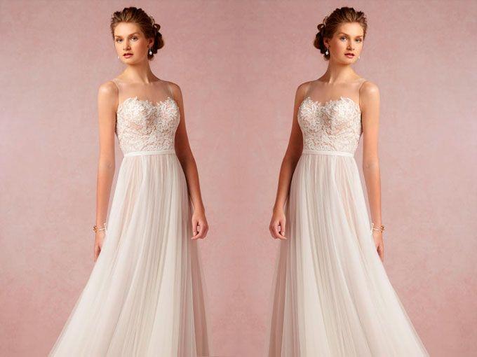 10 vestidos de novia a precios accesibles que jamás imaginarías ...