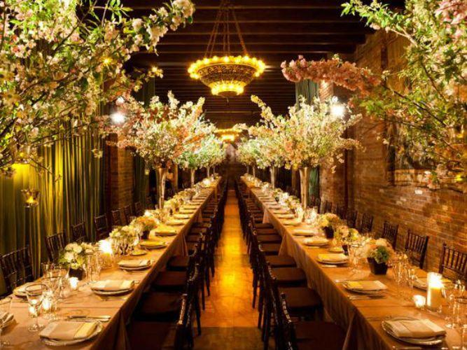 Mesas rsticas de madera para bodas de saln ActitudFem