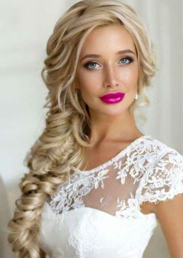 10 peinados con trenzas para novias soyactitud - Lo ultimo en peinados de novia ...