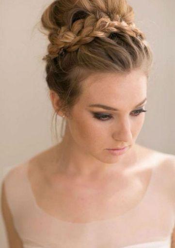 10 peinados con trenzas para novias soyactitud - Peinados y trenzas ...