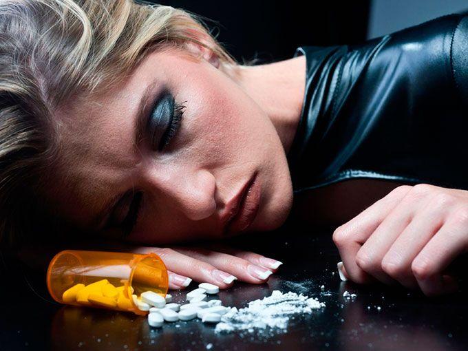 10 imágenes de cómo las drogas acabaron con estas personas