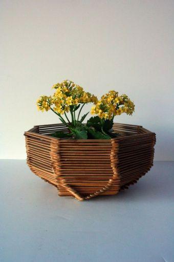 Un nuevo hogar para tus flores.