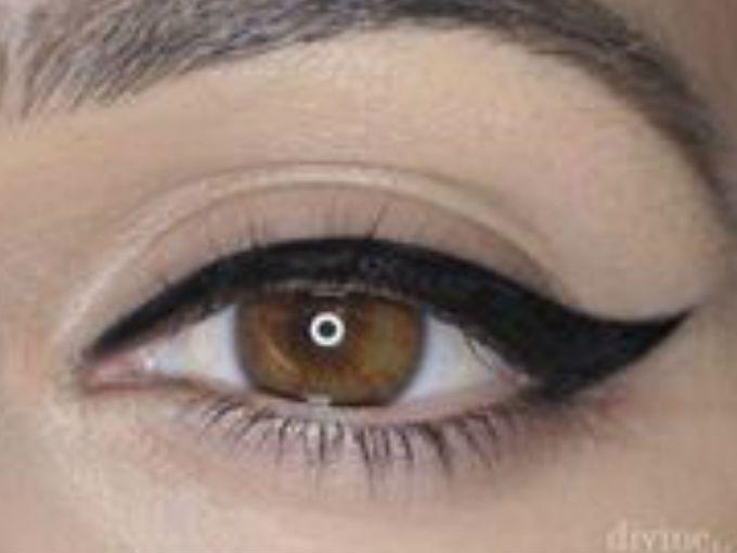 Un cat eye clásico.