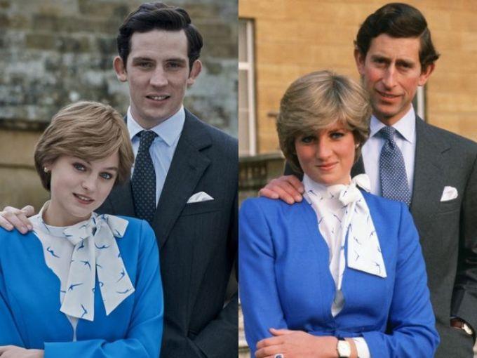 The Crown temporada 4: así se veían los personajes en la vida real |  ActitudFem