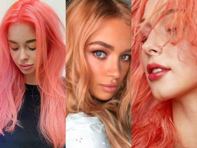 Living Coral: Las pruebas que necesitas para reinventar tu cabello ...