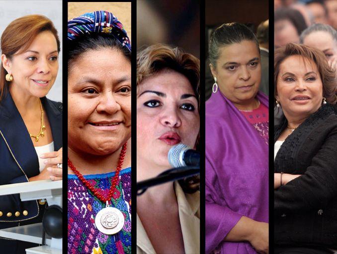 la mujeres en la politica: