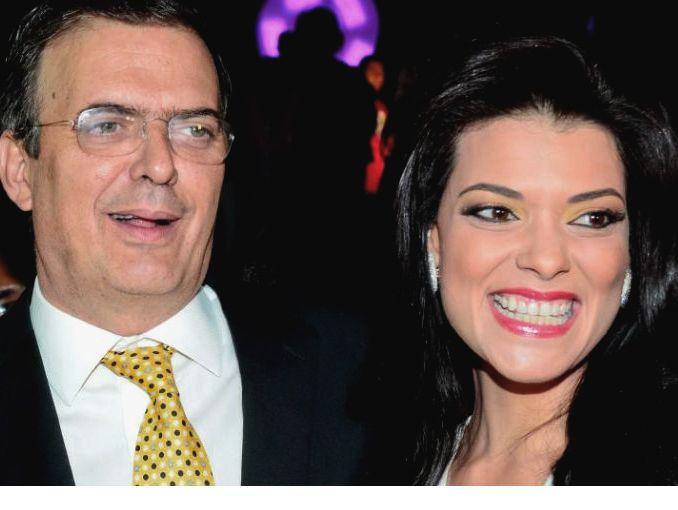 Marcelo Ebrard se Divorcia Marcelo Ebrard se Casa