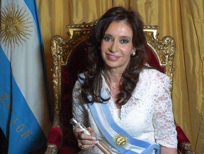 Resultado de imagen para presidentas argentina cristina