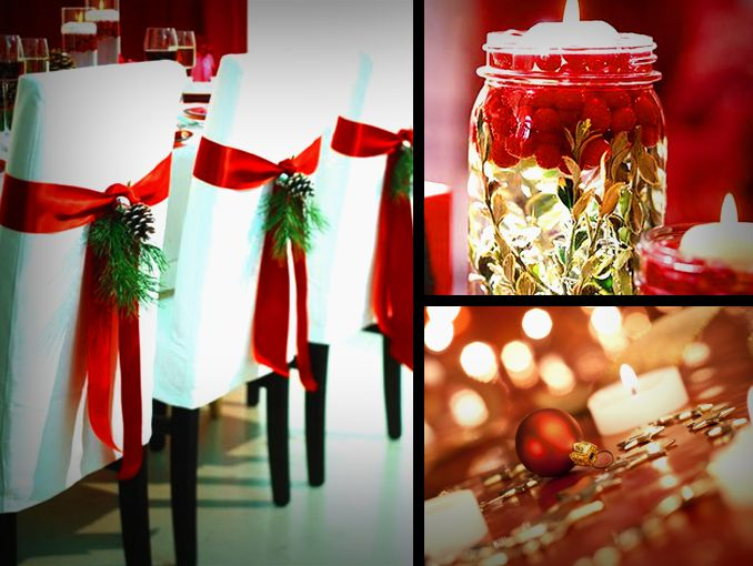 Decoracion para la cena navide a actitudfem - Decoracion de mesa navidena ...