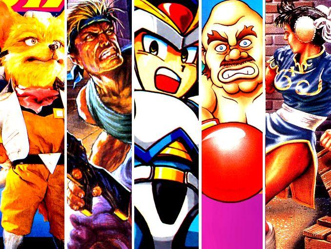 Juegos De Super Nintendo Actitudfem
