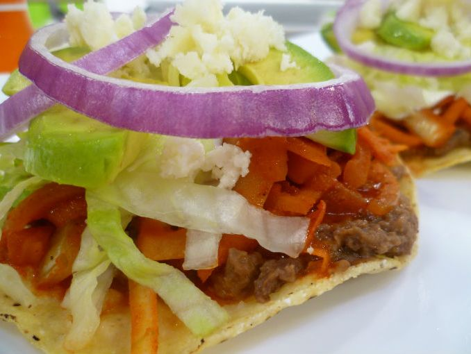 Deliciosa mexicana en medias de red deliciosa - 4 8