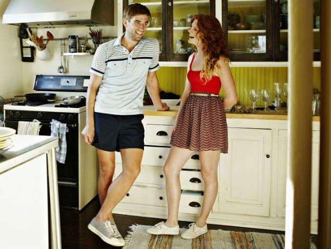 Ideas para cita rom ntica en casa actitudfem - Cita romantica en casa ...