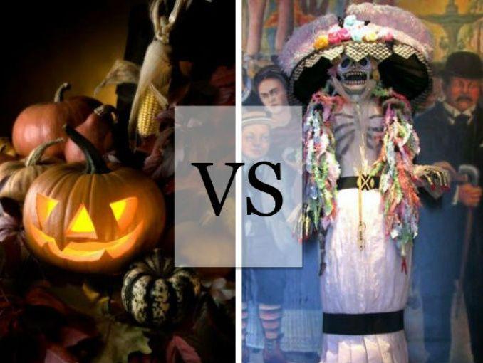 ¿Qué tienen en común el Día de Muertos y Halloween?