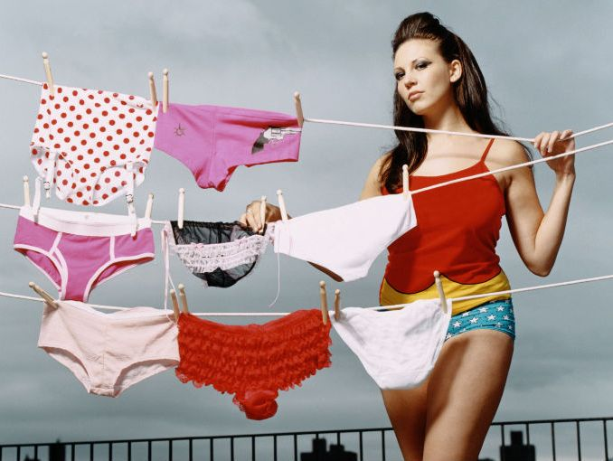 C mo escoger la ropa interior adecuada actitudfem for Tias buenas en ropa interior