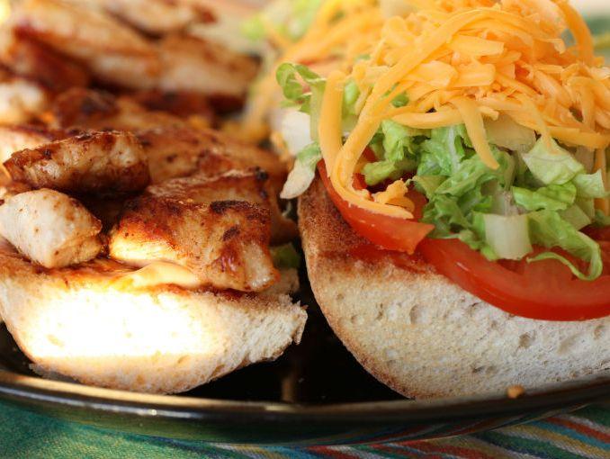 Receta De Sandwich Light Actitudfem