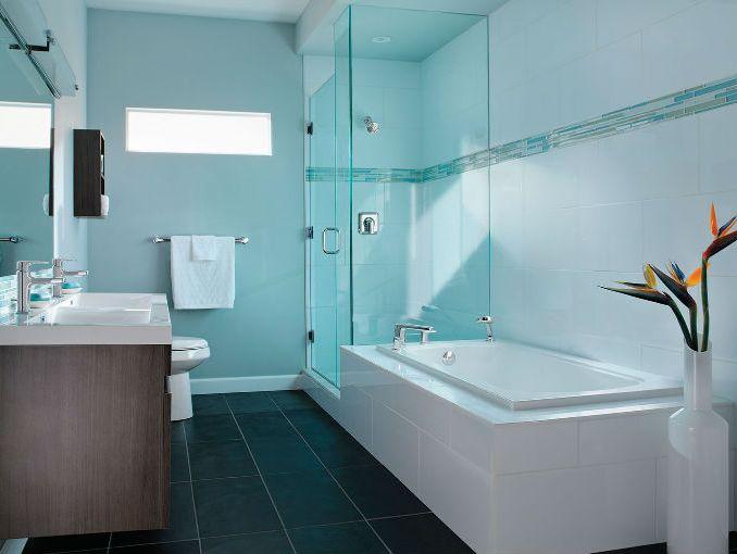 Decorar Un Baño Grande:Como decorar el baño