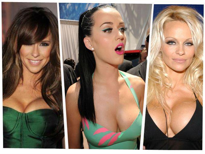 Resultado de imagen para famosas senos grandes