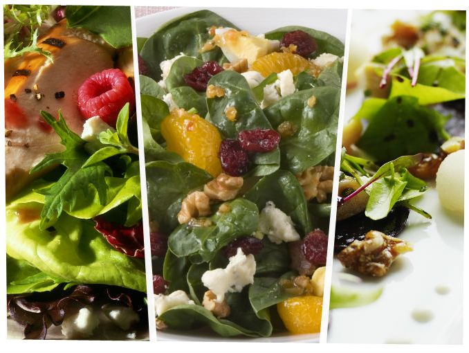 Ensaladas gourmet soyactitud - Ensaladas gourmet faciles ...