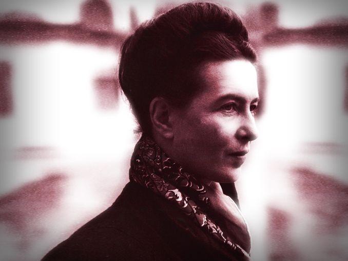 10 Frases Extraordinarias De Simone De Beauvoir Actitudfem
